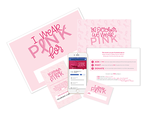Breast Cancer Awareness Social Campaign Box