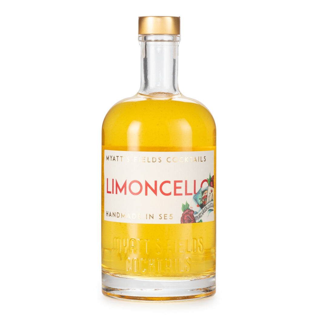 Limoncello - Myatt's Fields Cocktails