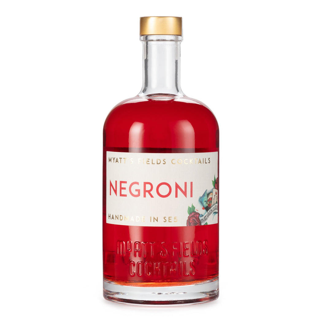 Negroni - Myatt's Fields Cocktails