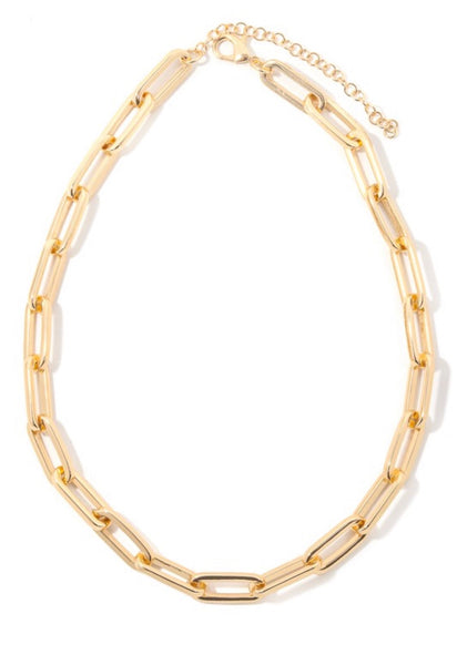 Noya Gold Link Necklace