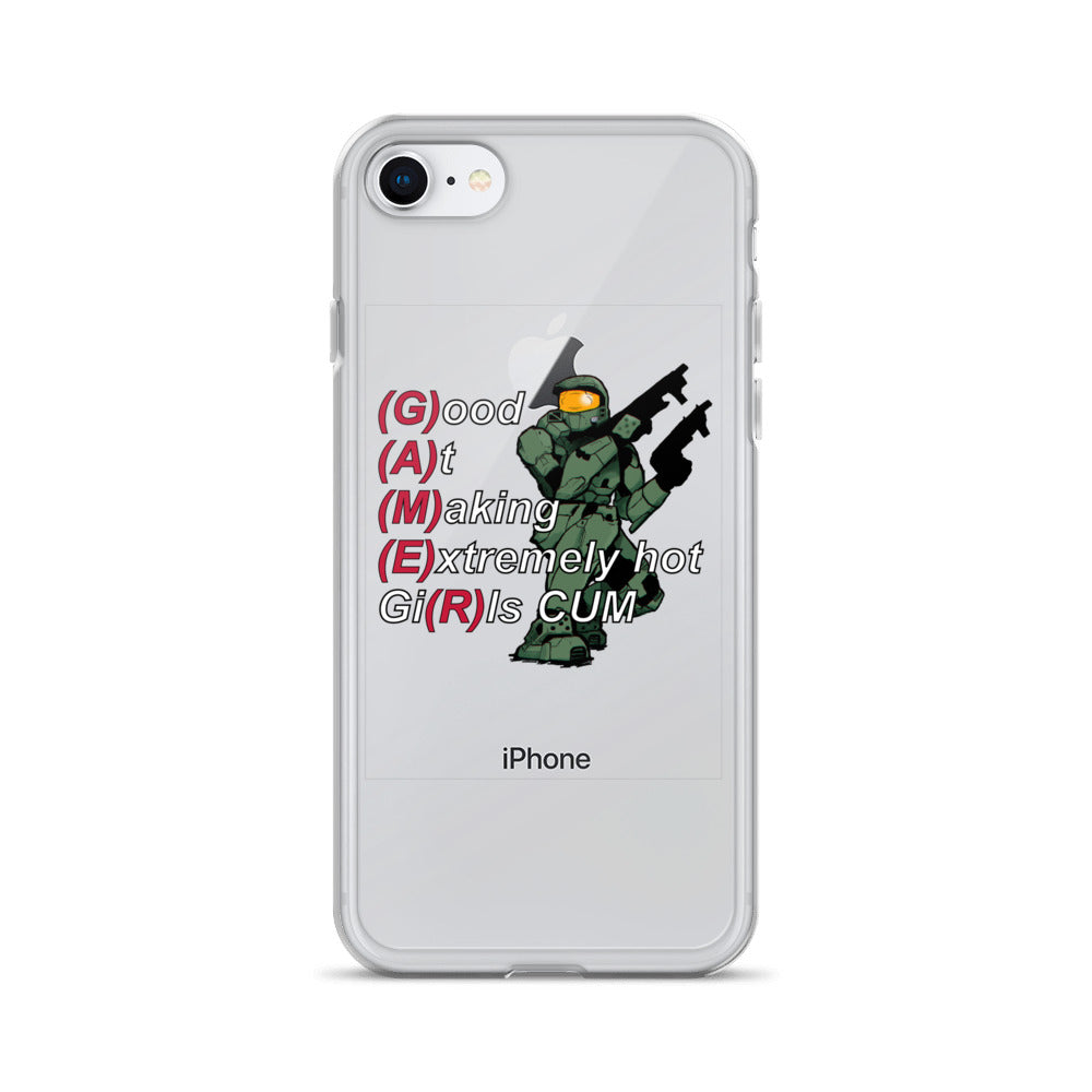 ilooklikelilbil Gamer Phone Case