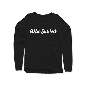 Allie Sherlock Signature Long Sleeve Shirt