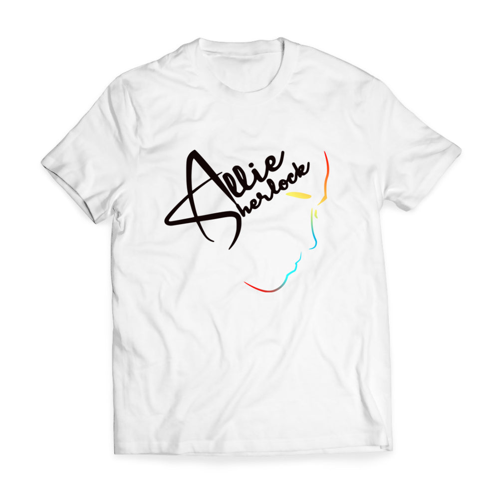 Allie Sherlock Rainbow T-shirt