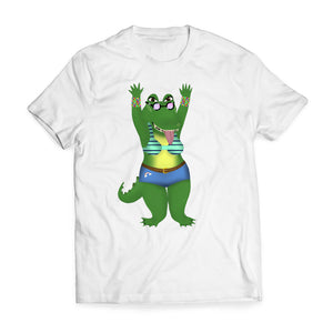 Ally Hardesty Party Gator T-shirt