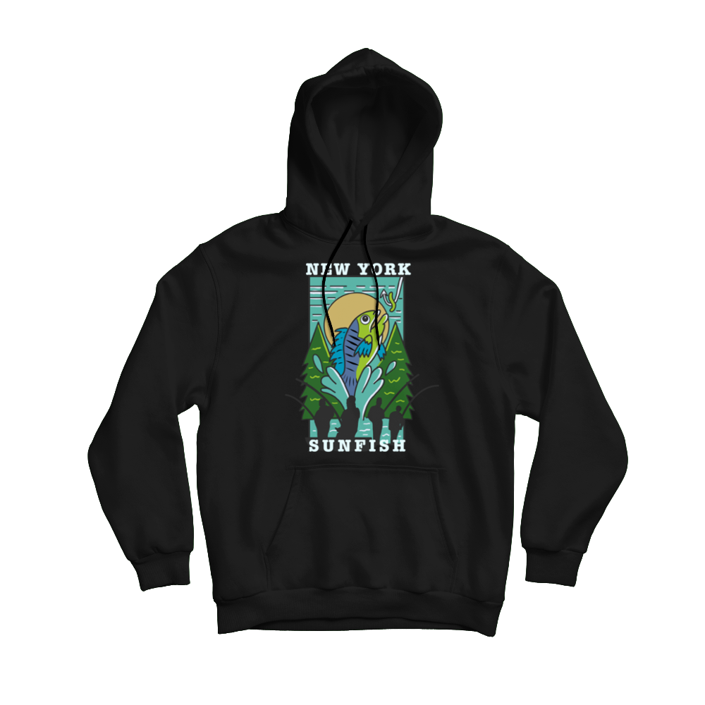 Danny Mullen New York Fishing Hoodie
