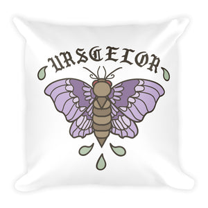 Faceless Urscelor Colour Pillow