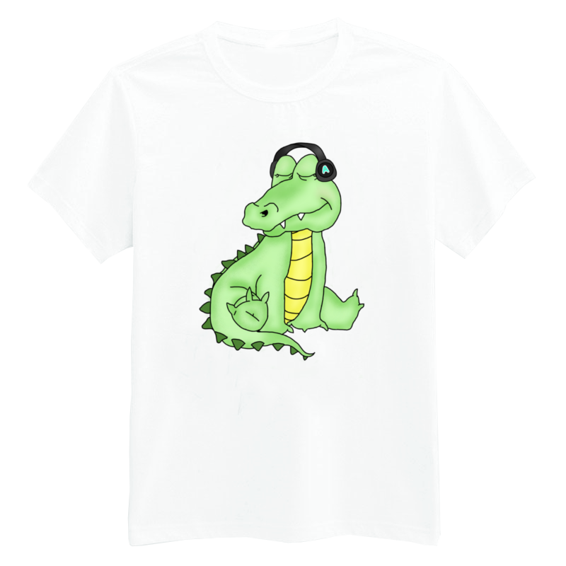 Ally Hardesty Alligators T-shirt