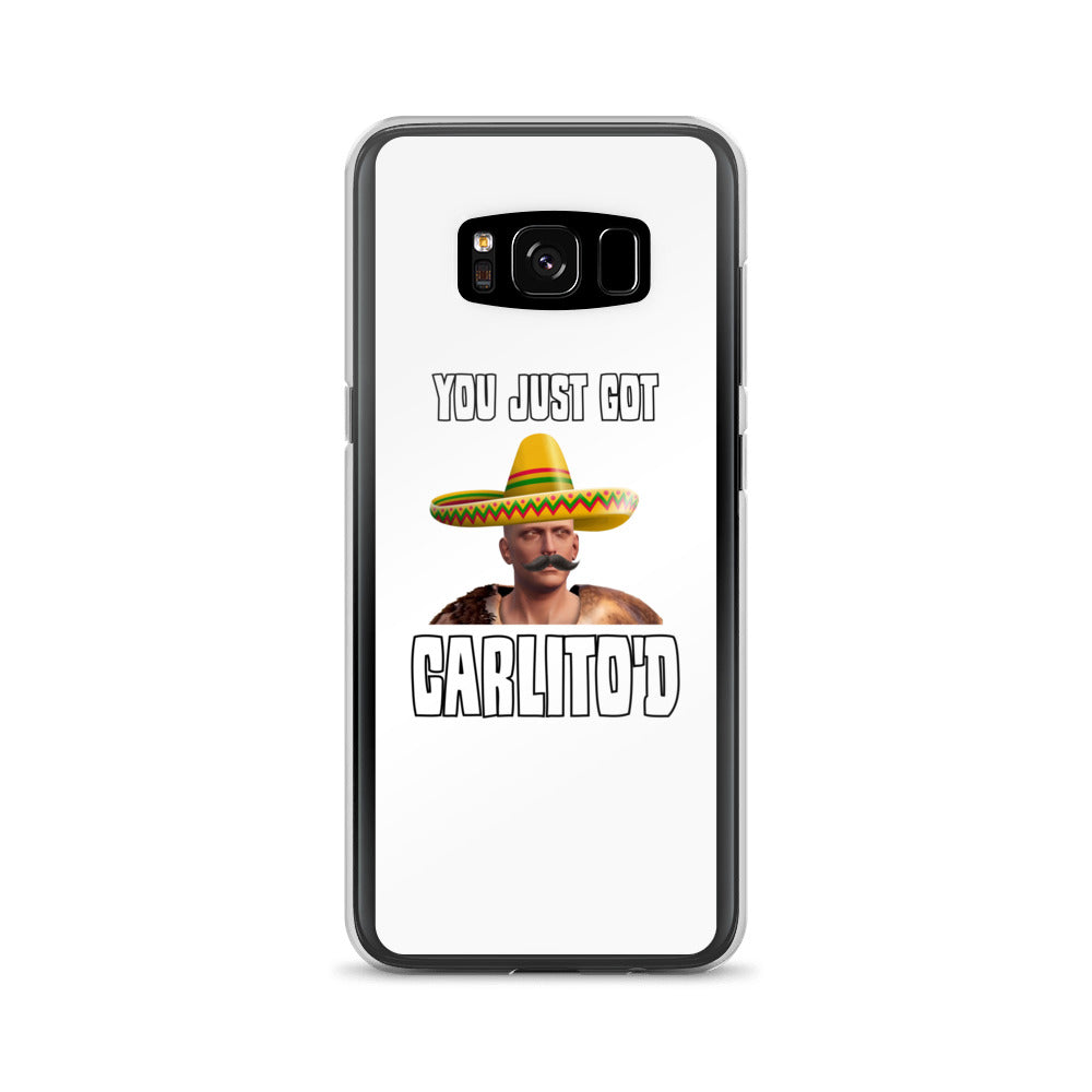 Faceless CARLITO'D Phone Cases