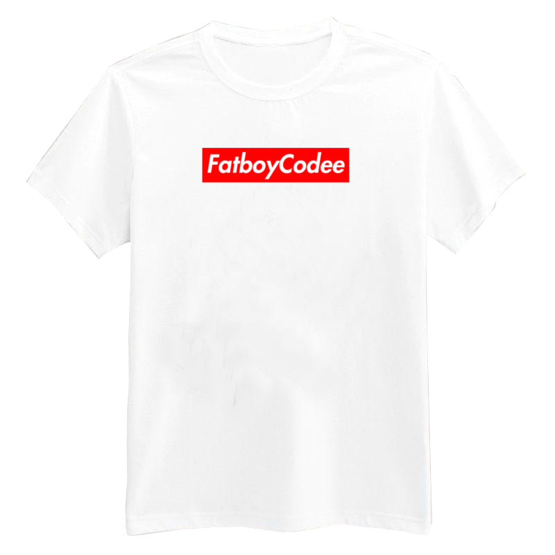 Codee Yount Box Logo Shirt