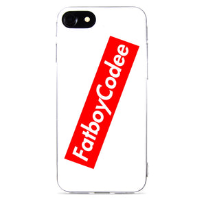 Codee Yount Box Logo Phone Case