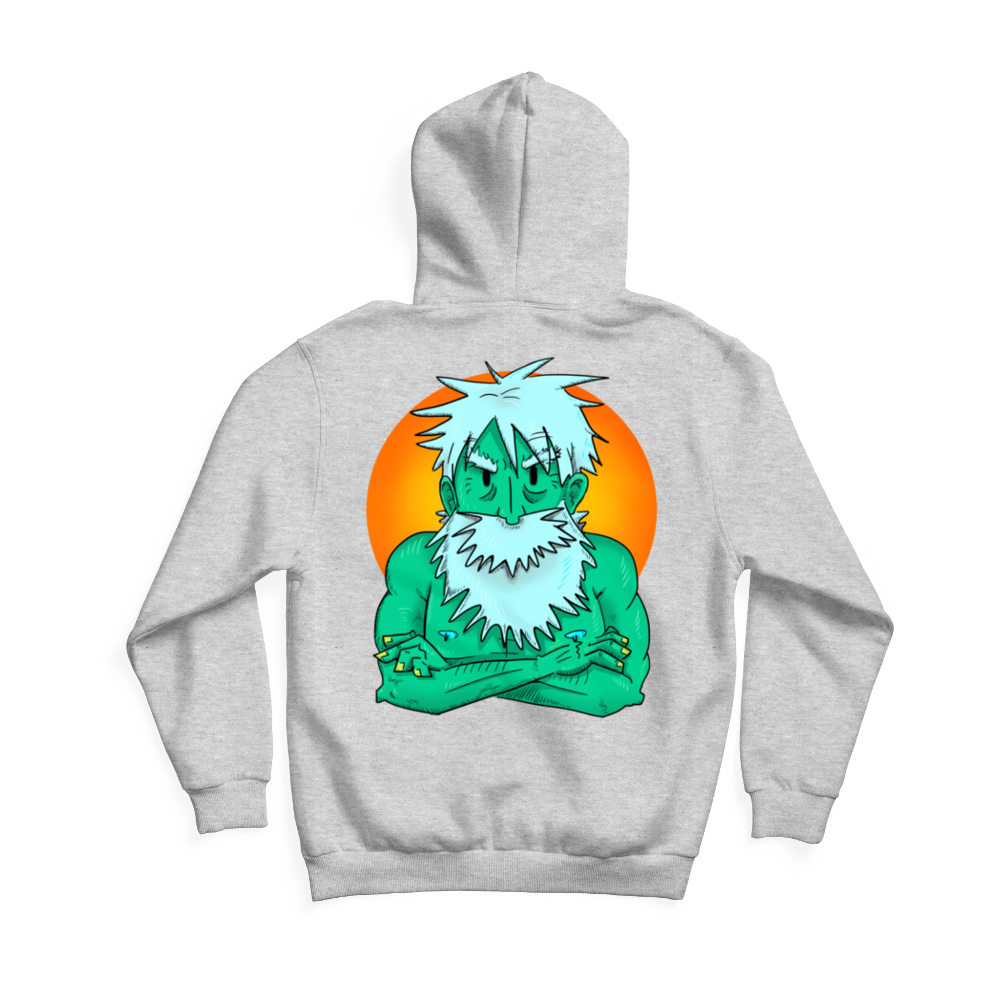 Faceless Walley Hoodie