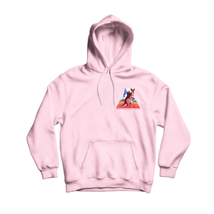 Faceless LSS 2017 Hoodie (Pocket Print)
