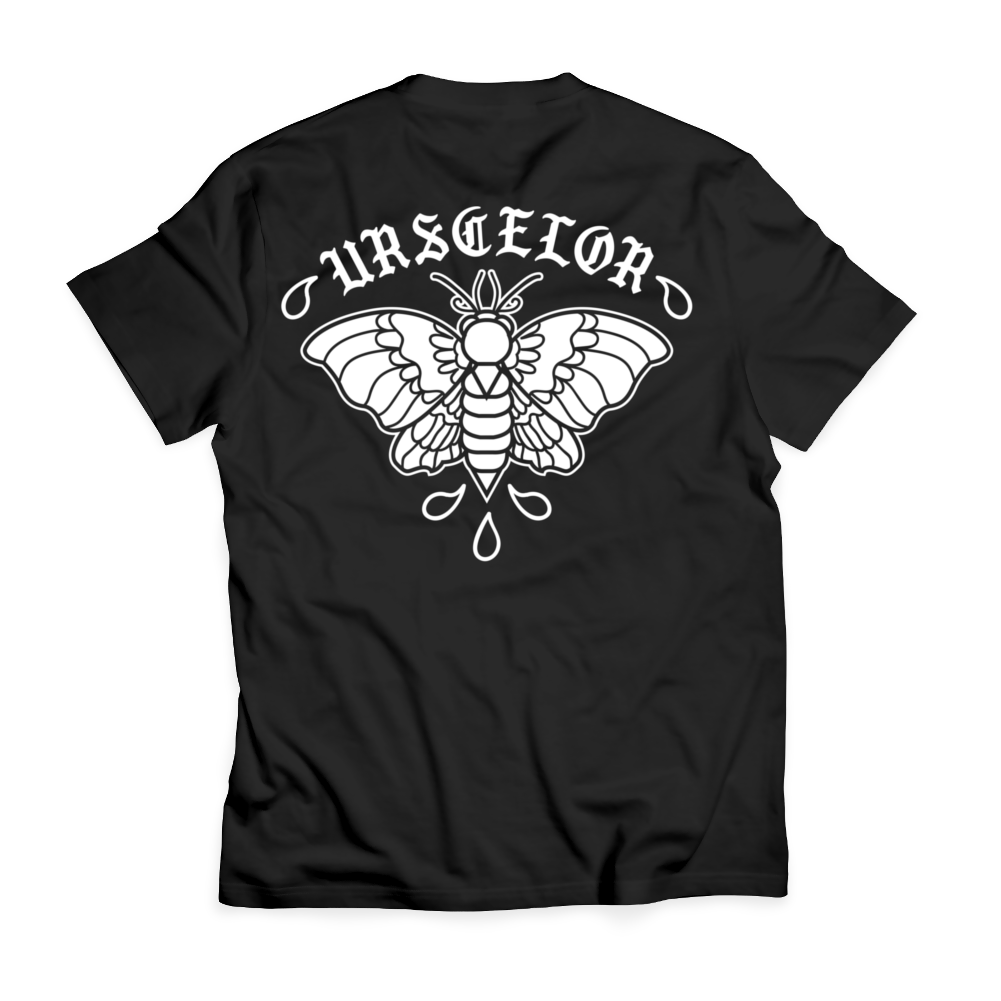 Faceless Urscelor T-Shirt (Pocket Print)