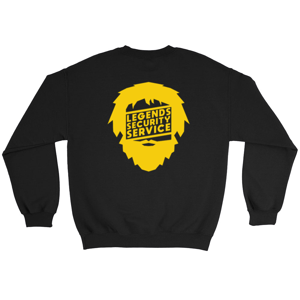 Faceless LSS Crew Sweatshirts