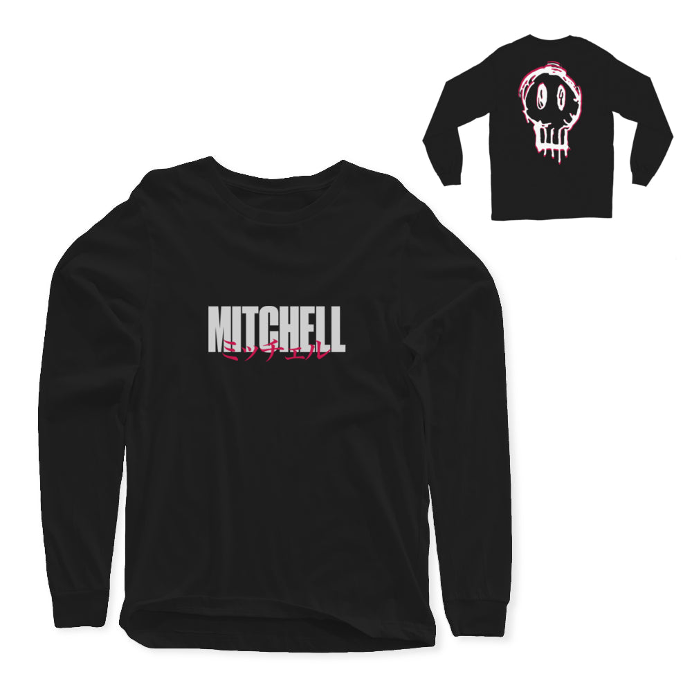 "Kaleb Mitchell ""MITCHELL"" Long Sleeve Shirt"