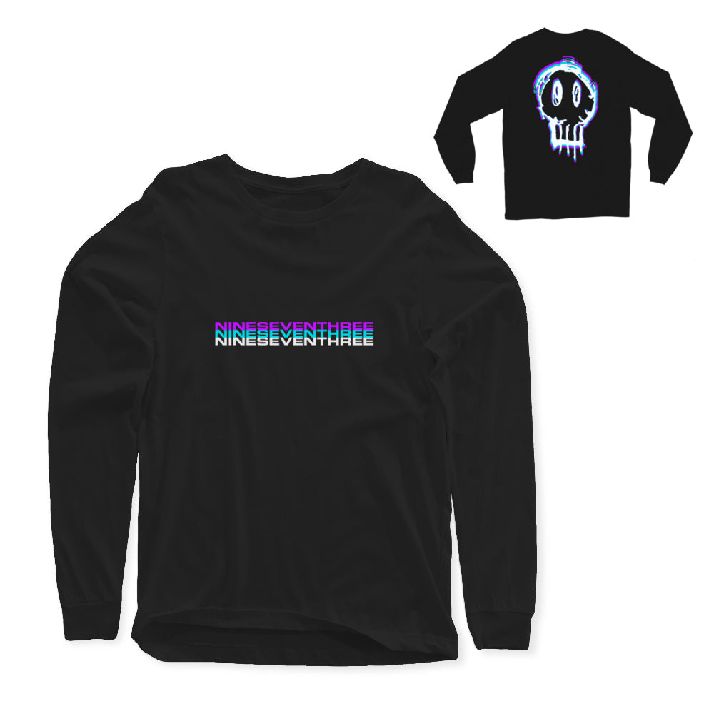Kaleb Mitchell 973 Long Sleeve (Black)