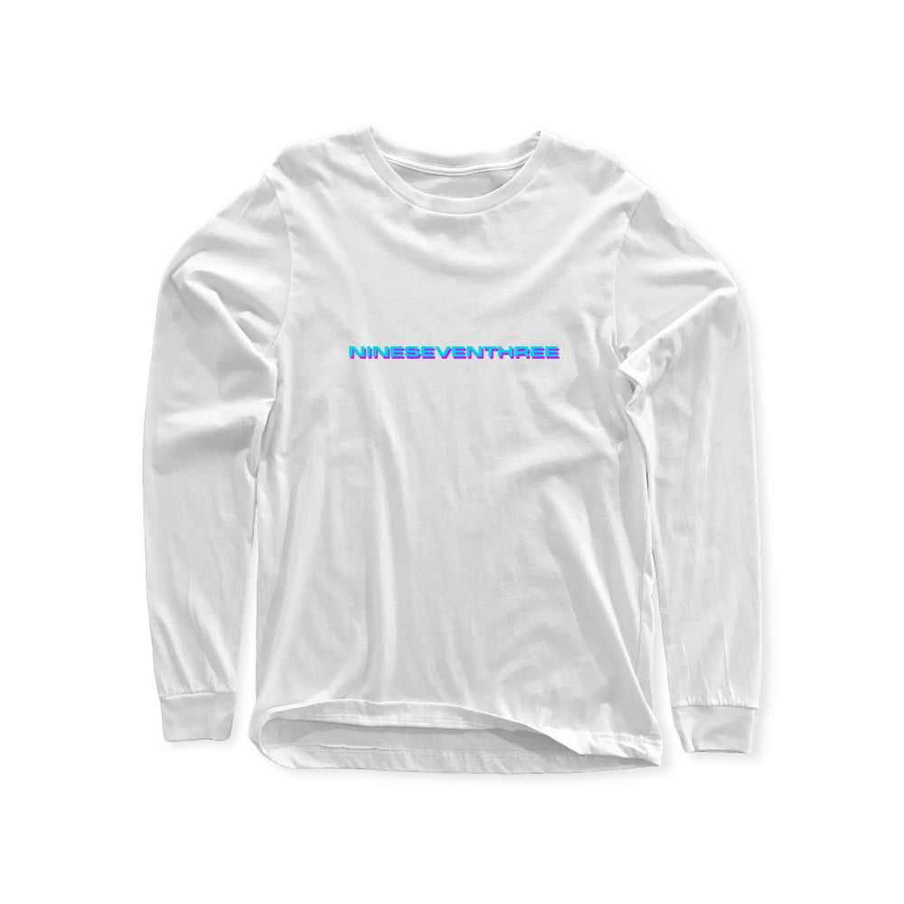 Kaleb Mitchell 973 Long Sleeve (White)