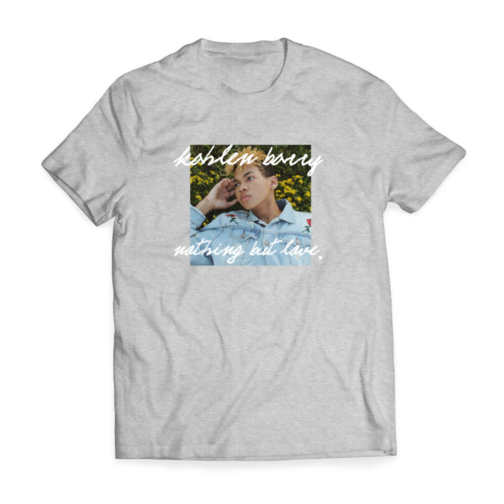 Kahlen Barry Nothing but Love T-shirt