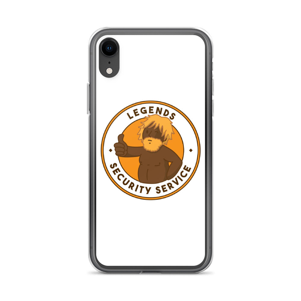 Faceless Rikishi Boy Phone Case