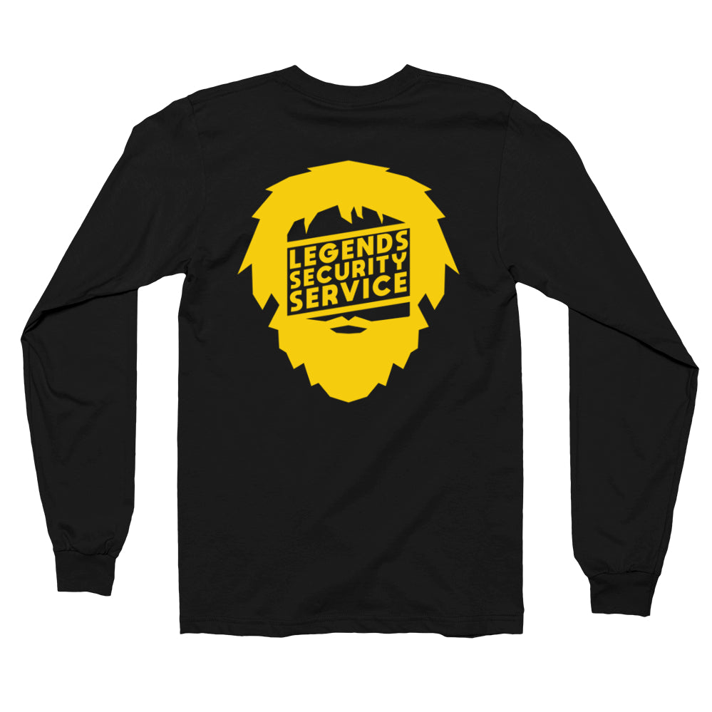 Faceless LSS Long Sleeve Shirts