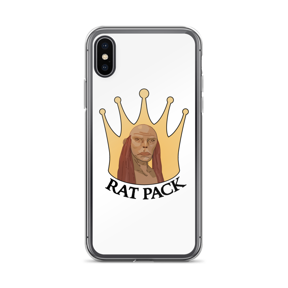 Faceless Rat Pack Phone Cases