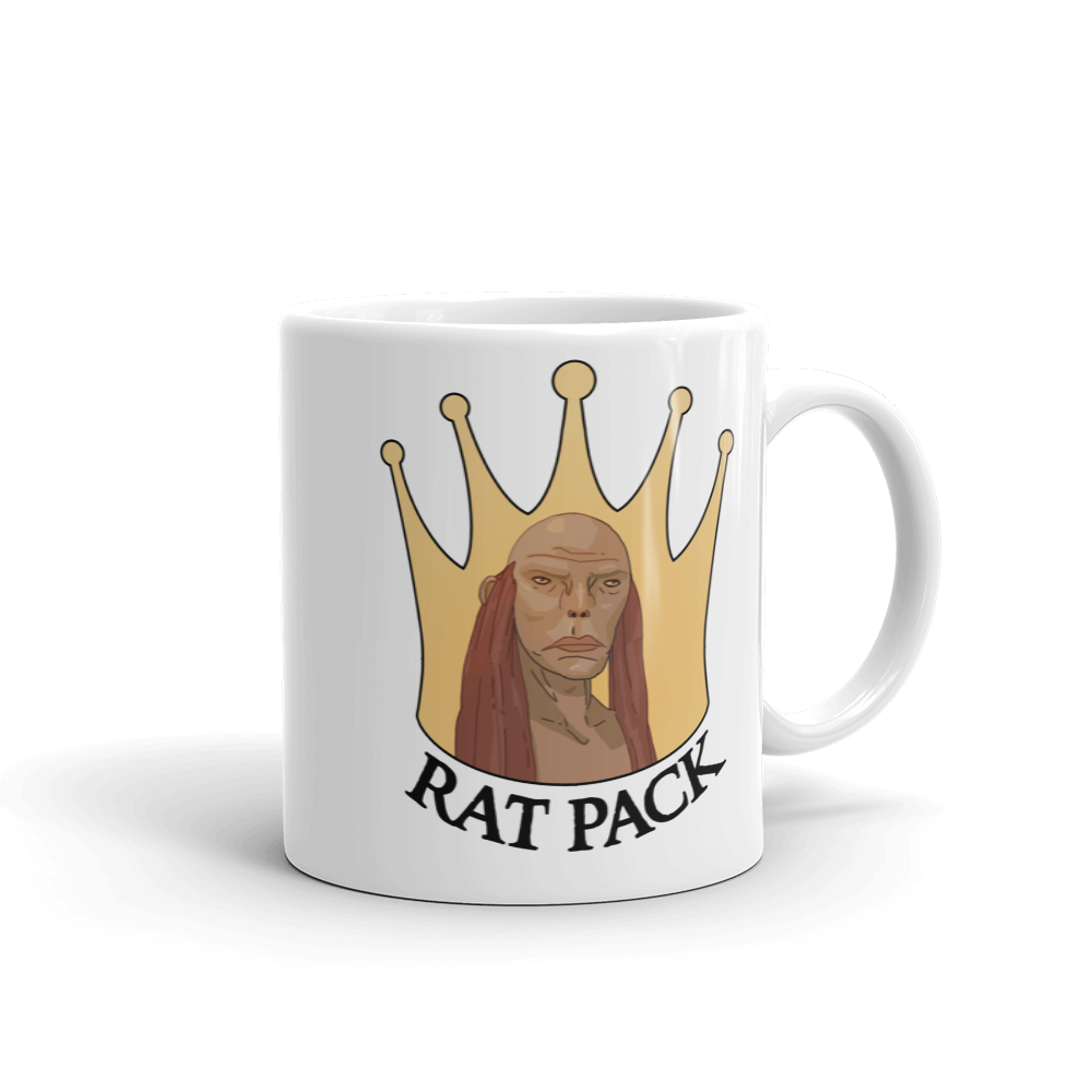 Faceless Rat Pack Mug