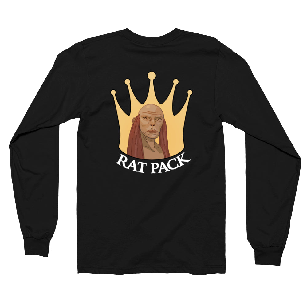 Faceless Rat Pack Long Sleeve Shirts