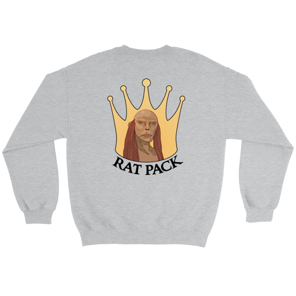 Faceless Rat Pack Crewneck Sweatshirts