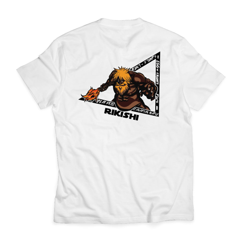 Faceless Rikishi Youth Shirts (Back Print Only)