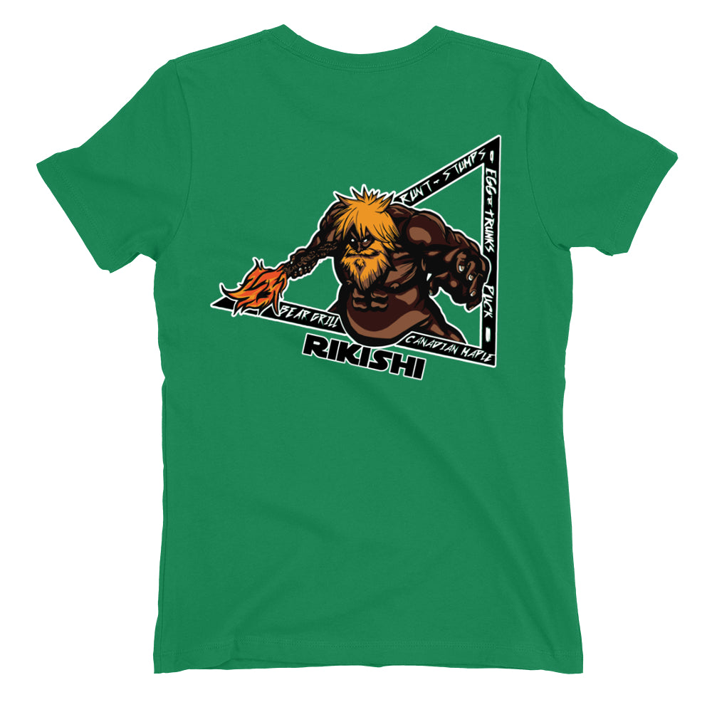 Faceless Rikishi Women's Shirts