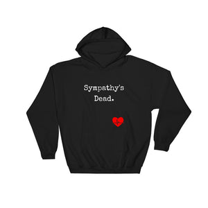 Kahlen Barry Sympathy's Dead Hoodie
