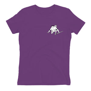 Faceless Mutt Senior Women's Shirts (Front Print Only)