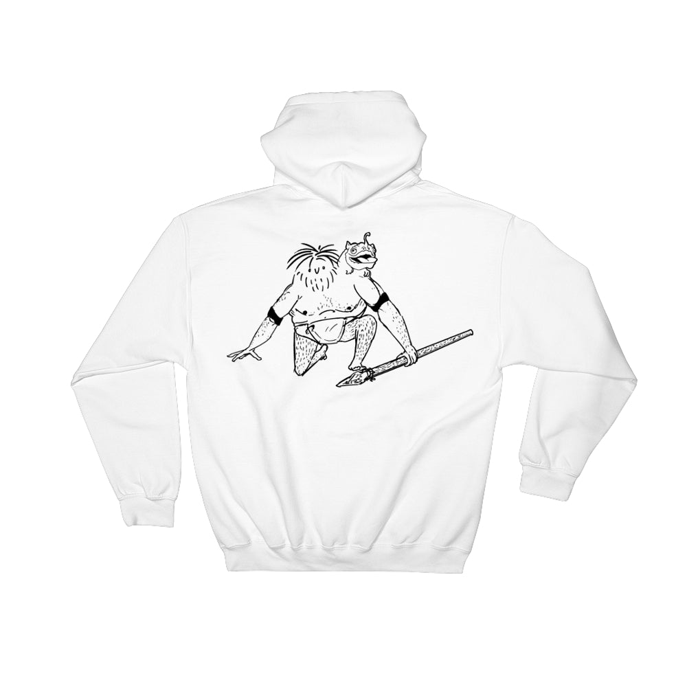 Faceless Mutt Senior Hoodies