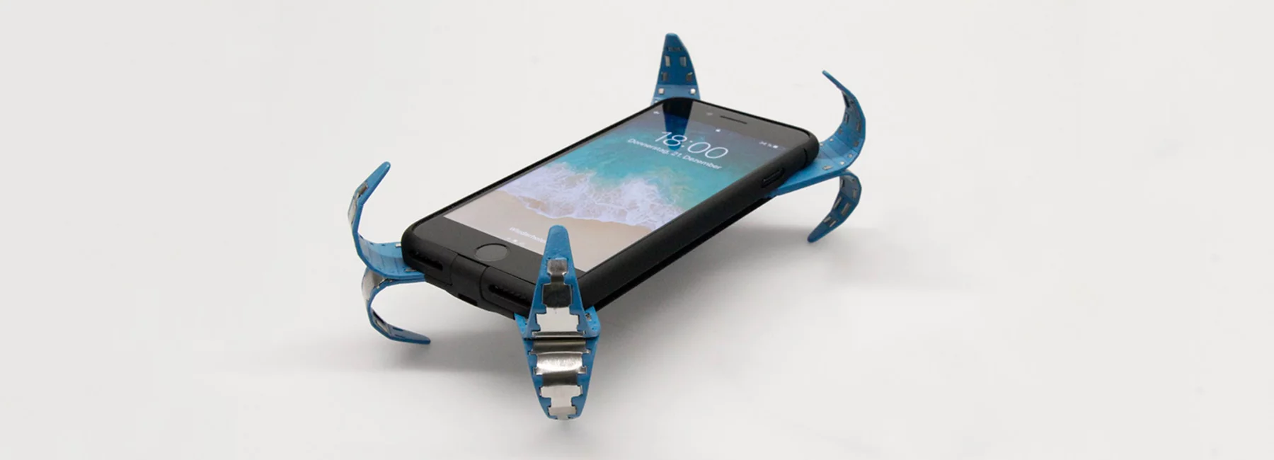 Never worry about dropping your phone again!
