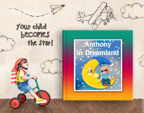 personalized story books are the best pandemic gifts for kids