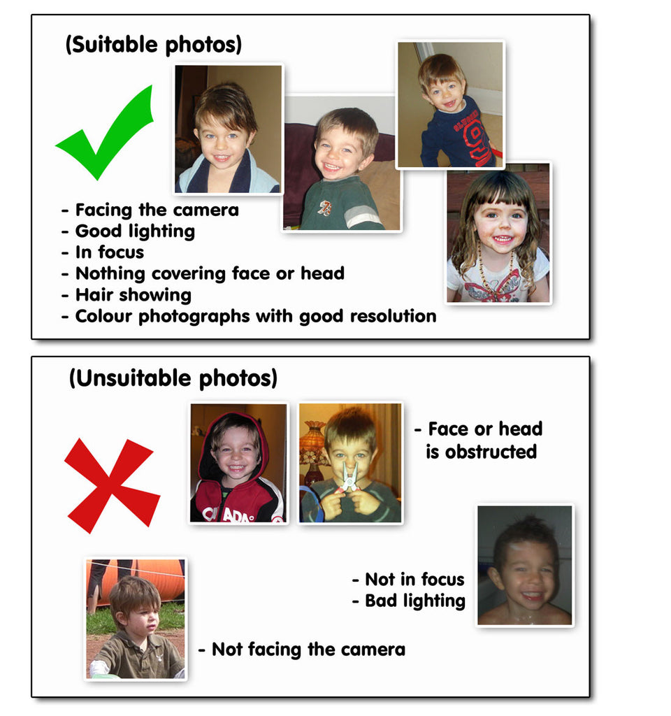 photo qualities for the best personalized children's book result