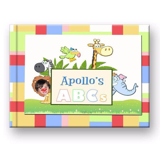 Discount ABC Mini Book My Custom Kids Books