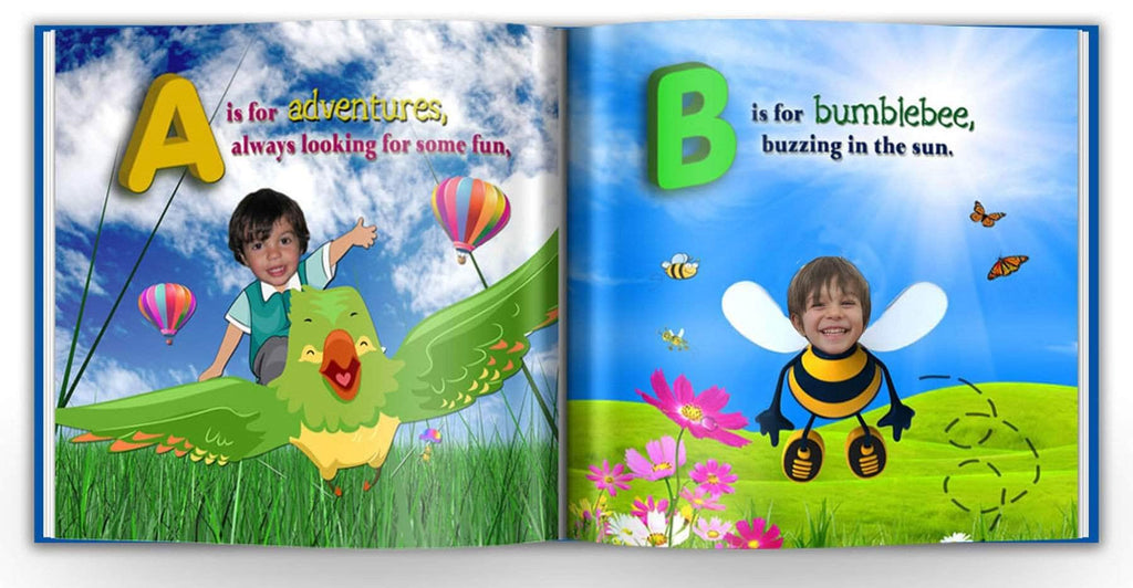 personalized books for siblings