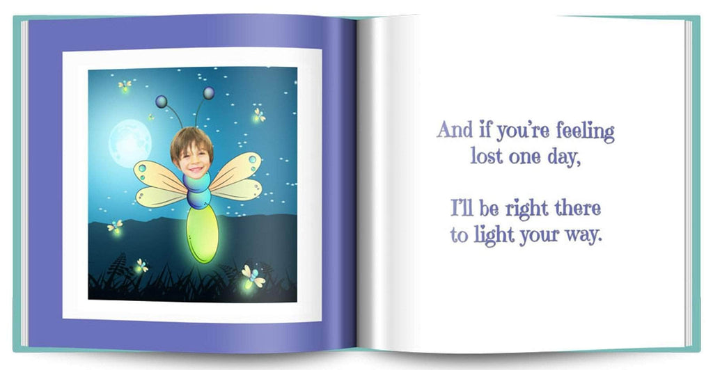 personalized lullaby book gift for grandparents