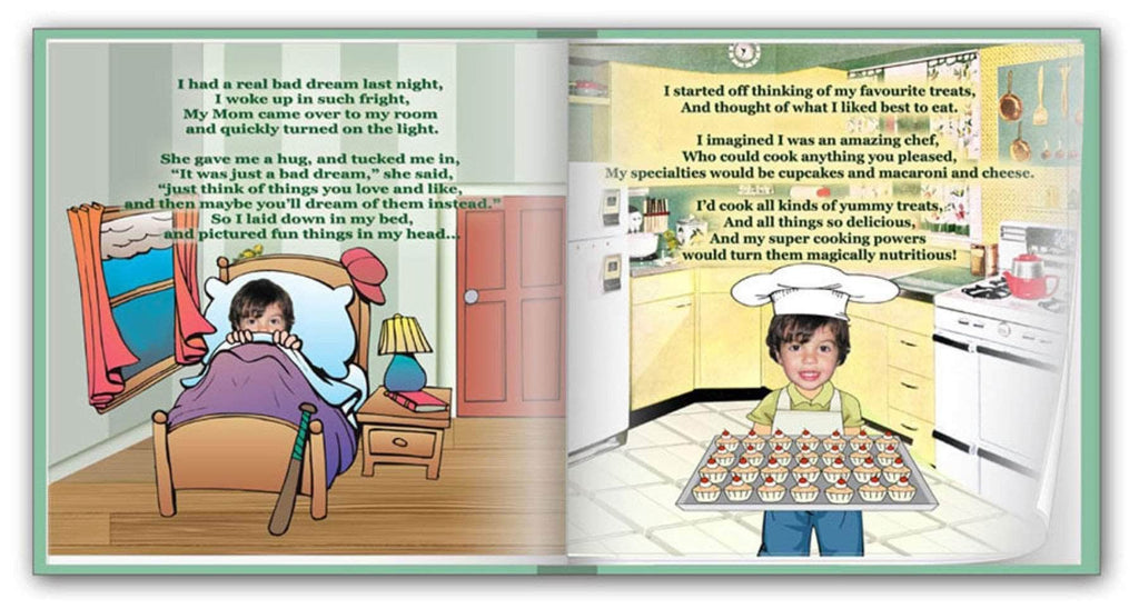 personalized children's adventure book preview 1