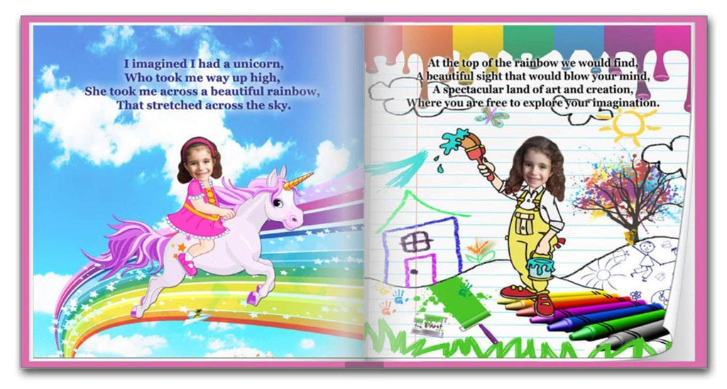 personalized children's adventure book preview 3