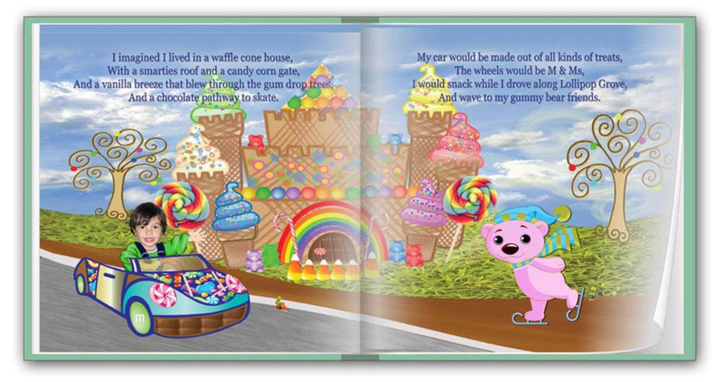 personalized children's adventure book preview 2