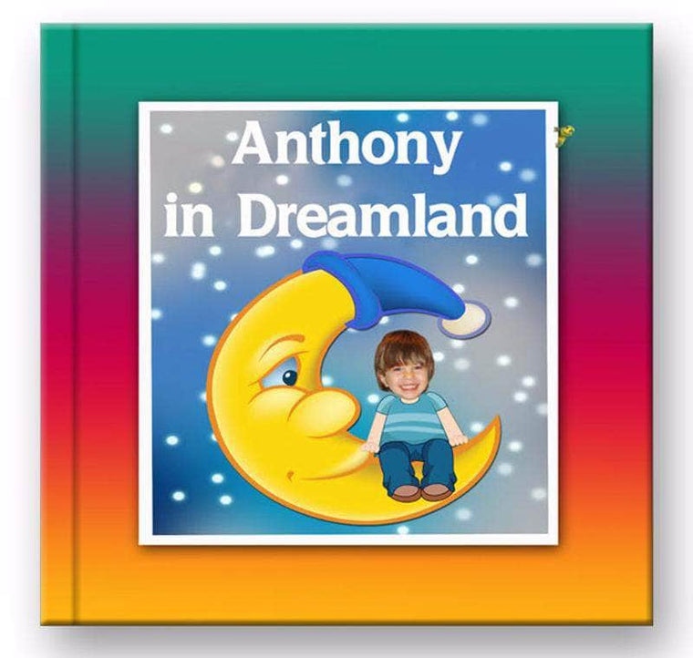 personalized children's adventure story book for boys