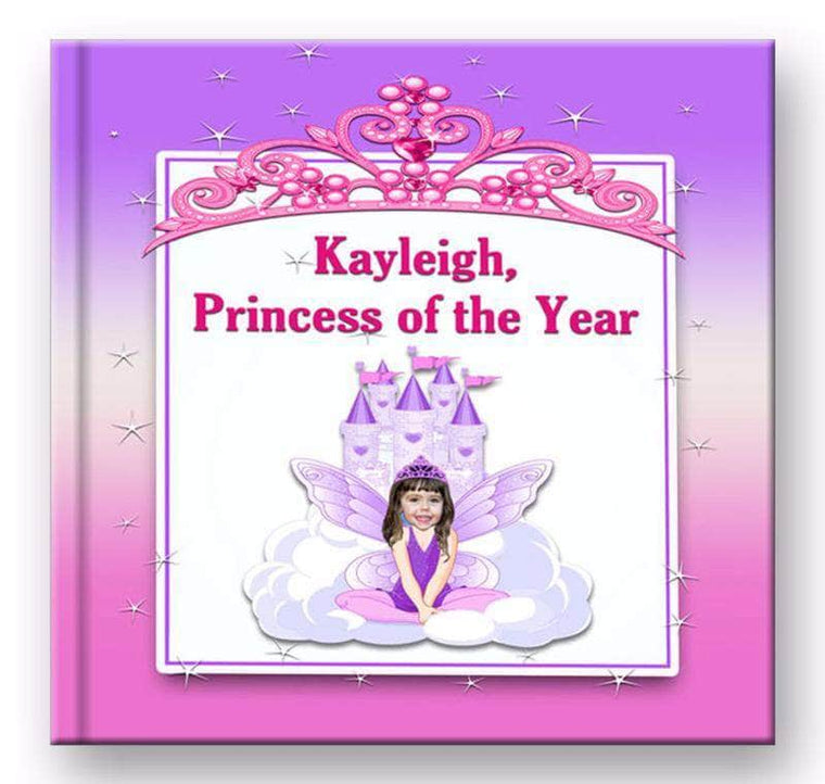 personalized princess story book for girls