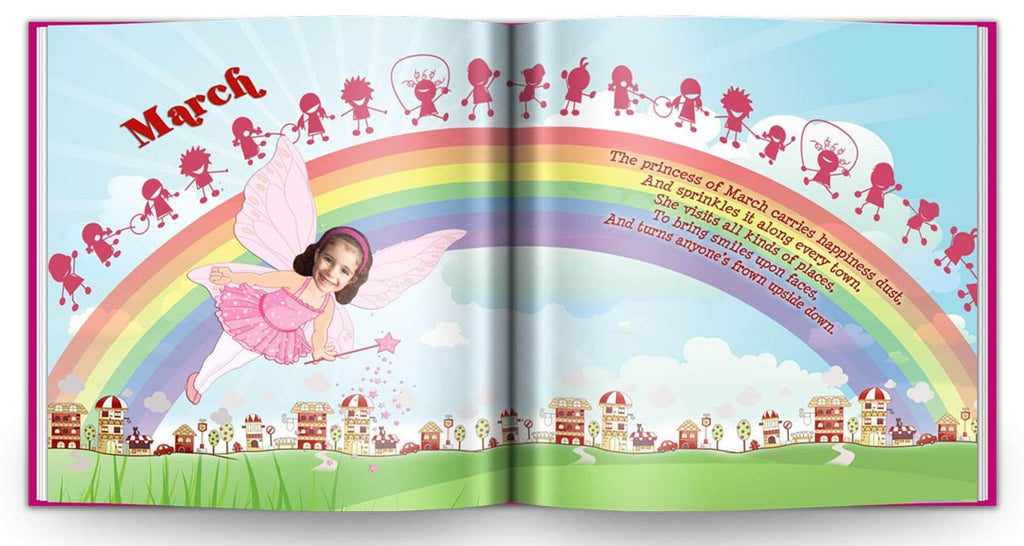 personalized princess story book for girls fairy princess