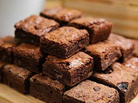 Dark Chocolate Brownie (gf)