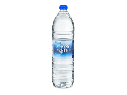 Spring Water (1ltr)
