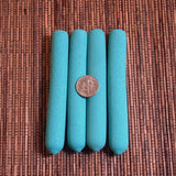 Cushy Teal Grips 4 inches by 3/8 for your Pliers or Tools - You can trim to length if too long - Romazone