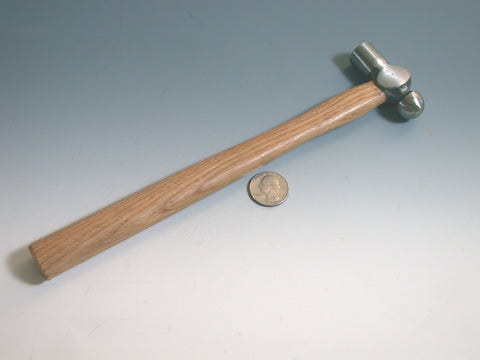 small hammer, 4 oz. Ball peen, bloom rivets, forge wire, add texture - Romazone