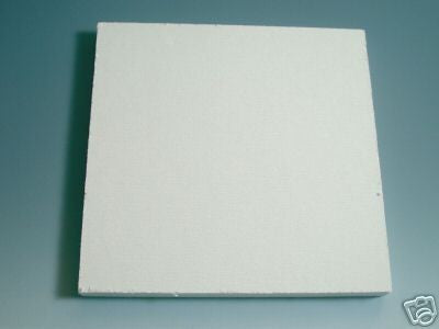 Solder pad, ceramic fiber, 6 x 6 inch, non asbestos soldering pad, great for jewelry work - Romazone